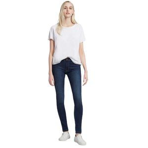 NWT French Connection Rebound Skinny Jeans in Blue